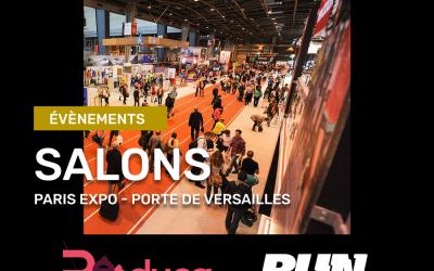 SALONS RÉÉDUCA PARIS & RUN EXPÉRIENCE